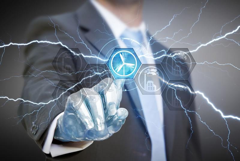 Crean tecnología que lleva electricidad a sitios desconectados de la red nacional de energía - Smart-Micro-Grids-red-de-energia