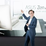 Conoce los productos ASUS en Computex 2015 - ASUS-Chairman-Jonney-Shih-introduces-the-all-new-ZenAiO