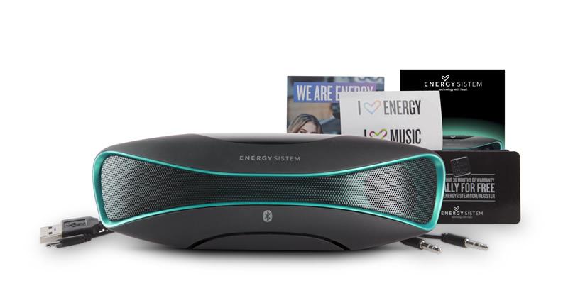 Nuevo Energy Music Box B3 Bluetooth, para los amantes de la conexión inalámbrica - Energy-Music-Box-B3-Bluetooth-3