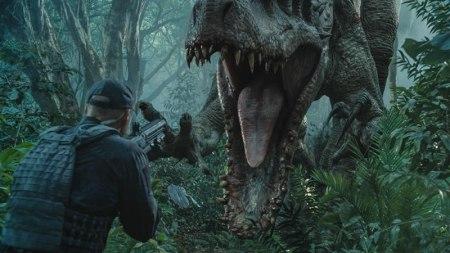 Se estrena Jurassic World ¡El parque ha abierto!