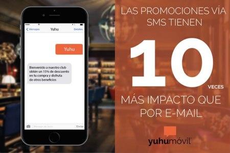 La oportunidad en el Mobile Marketing vía SMS