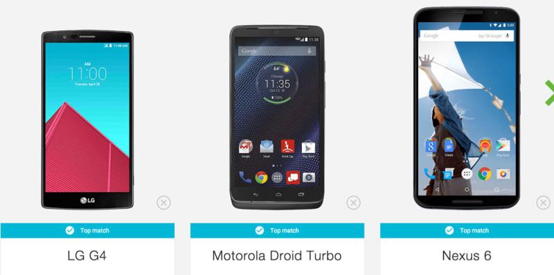 Google te ayuda a elegir tu próximo Android - elegir-mejor-android-800x397