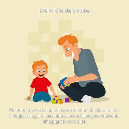 Frases del día del padre para hacer llorar a tu papá