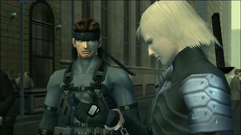 Top 5 Mejores juegos de Metal Gear - metal-gear-solid-2-800x450