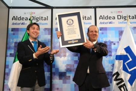 Aldea Digital 2015 superó el record guinness de asistentes y más
