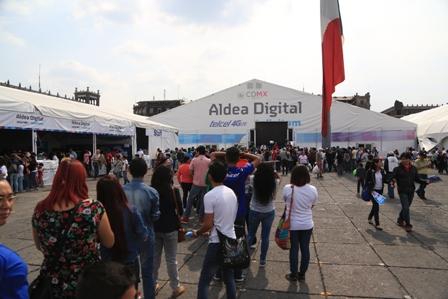 Por el éxito obtenido, Aldea Digital continúa unos días más - Aldea-digital-2015