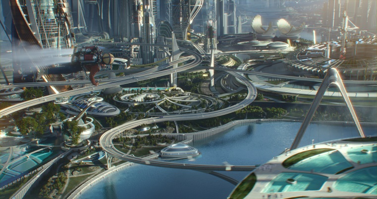 Arreglar el Futuro Industrial Light Magic y los Efectos Visuales de Tomorrowland Jurassic World y Ant Man entre las sesiones de SIGGRAPH 2015