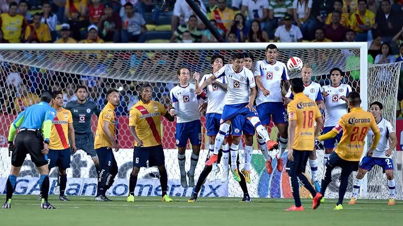 Cruz Azul vs Morelia en el Apertura 2015 - Cruz-Azul-vs-Morelia-Liga-MX