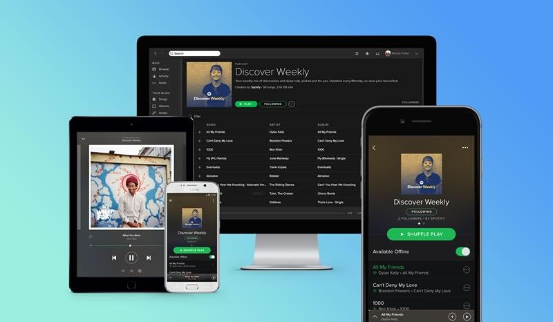 Discover Weekly en Spotify: Una playlist semanal con recomendaciones de música - Discover-Weekly-Spotify-Recomendaciones-de-Musica