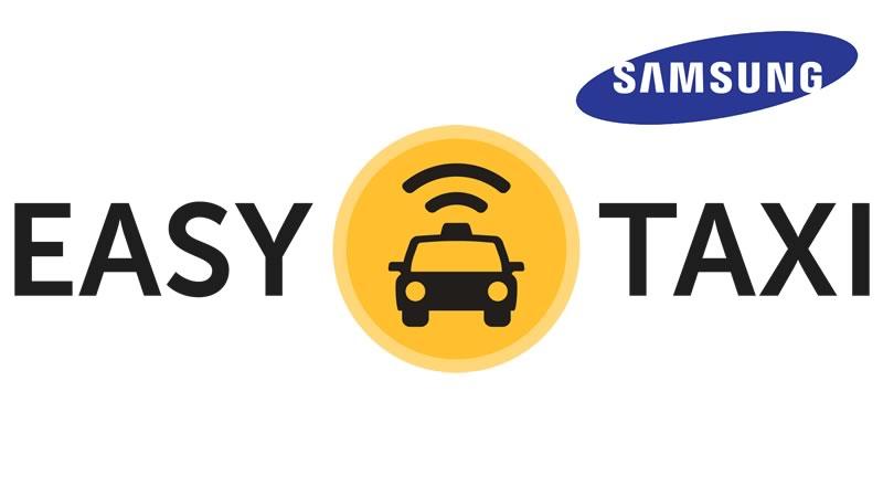 Samsung se alía con Easy Taxi beneficiando a sus usuarios de Latinoamérica - Easy-Taxi-Samsung