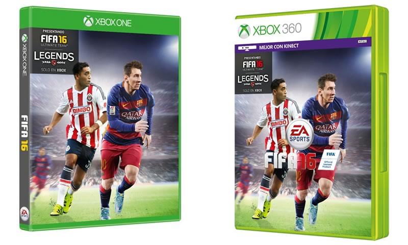 Marco Fabián será la portada de FIFA 16... y sí ¡Hay memes! - FIFA-16-Marco-Fabian