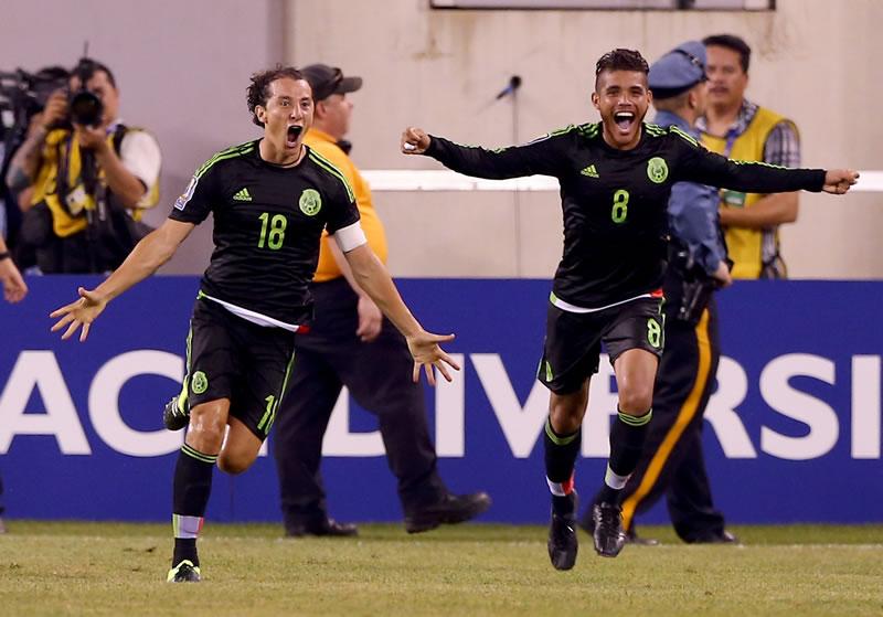 México vs Jamaica, Final de la Copa Oro 2015 - Final-Copa-Oro-2015-Mexico-vs-Jamaica