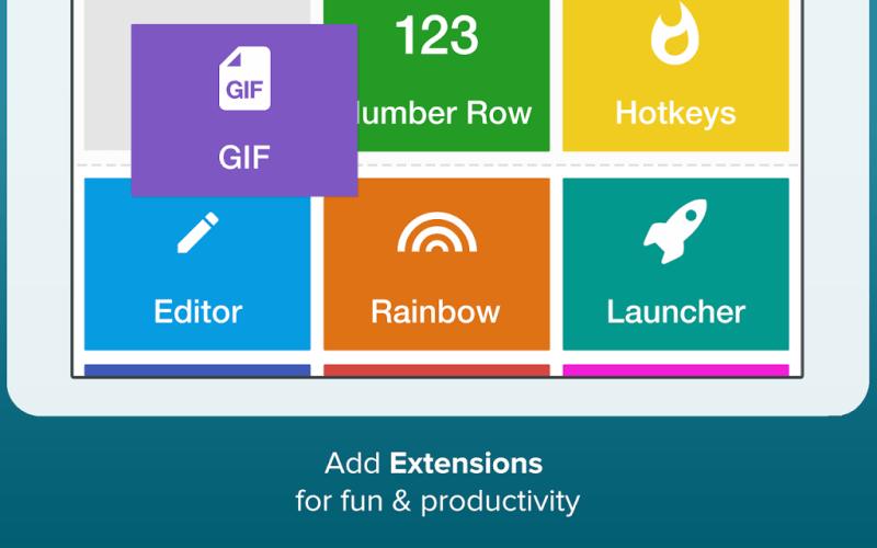 Fleksy, el teclado que te permite enviar GIFs, ahora es gratis - Fleksy-2-800x500