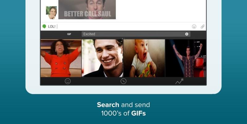 Fleksy, el teclado que te permite enviar GIFs, ahora es gratis - Fleksy-Keyboard-free-2-800x402