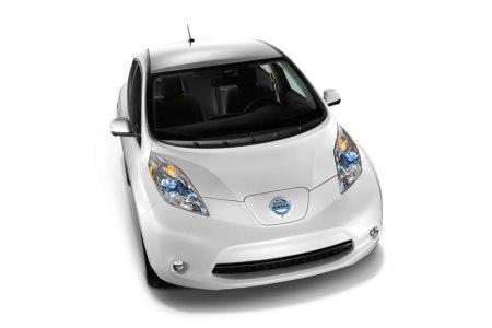 Nissan LEAF, el auto eléctrico de Nissan ya tiene app