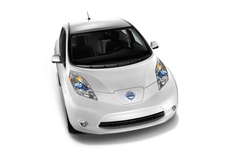 Nissan LEAF, el auto eléctrico de Nissan ya tiene app - Nissan-LEAF-App-Zero-Emission