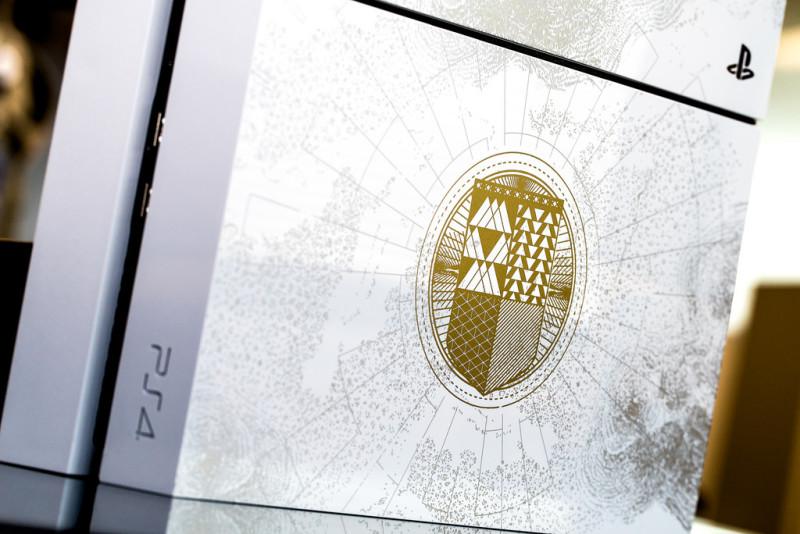 Sony lanza al mercado un PlayStation 4 inspirado en Destiny - PS4-Destiny-800x534