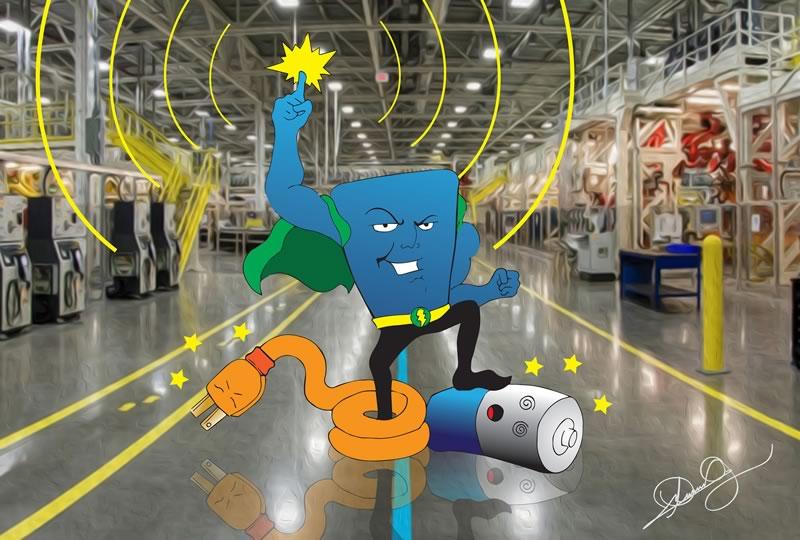 Crean tecnología que transmite energía eléctrica de manera inalámbrica ¡Adiós a pilas y cables! - Transmite-energia-inalambrica