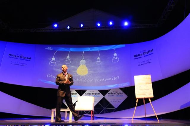 Aldea Digital promueve el emprendimiento e innovación tecnológica en México - carlosgalan02