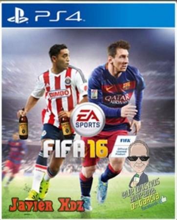 Marco Fabián será la portada de FIFA 16... y sí ¡Hay memes! - memes-marco-fabian-FIFA-16-4