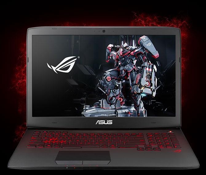 ASUS ROG lanza el concurso Play It Cool ¡Podrás ganar una laptop gaming ROG G751! - ASUS-ROG-G751