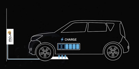 Desarrollan sistema de recarga inalámbrica para vehículos eléctricos