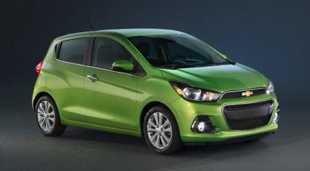 Chevrolet Spark 2016 llegará a México en el último trimestre del año