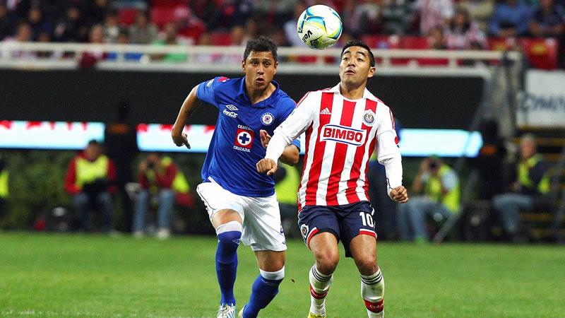 Chivas vs Cruz Azul ¿A qué hora juegan en el Apertura 2015? - Chivas-vs-Cruz-Azul-Apertura-2015-Horario-y-canal