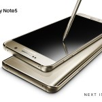 Samsung presenta el Galaxy Note 5 y Galaxy S6 Edge+ - Galaxy-Note5-Double_Gold_Gold_2P