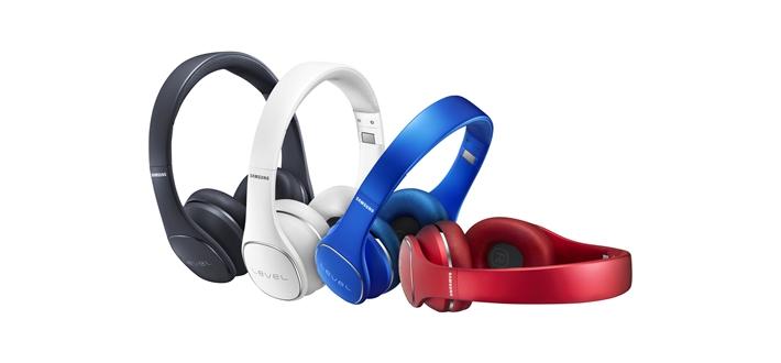 Samsung anuncia los audífonos y bocinas Level - Level-On-Wireless