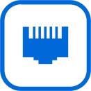 Linksys anuncia nuevo router EA6100 desarrollado para los hogares - Linksys-Router-EA6100-puertos-fast-ethernet