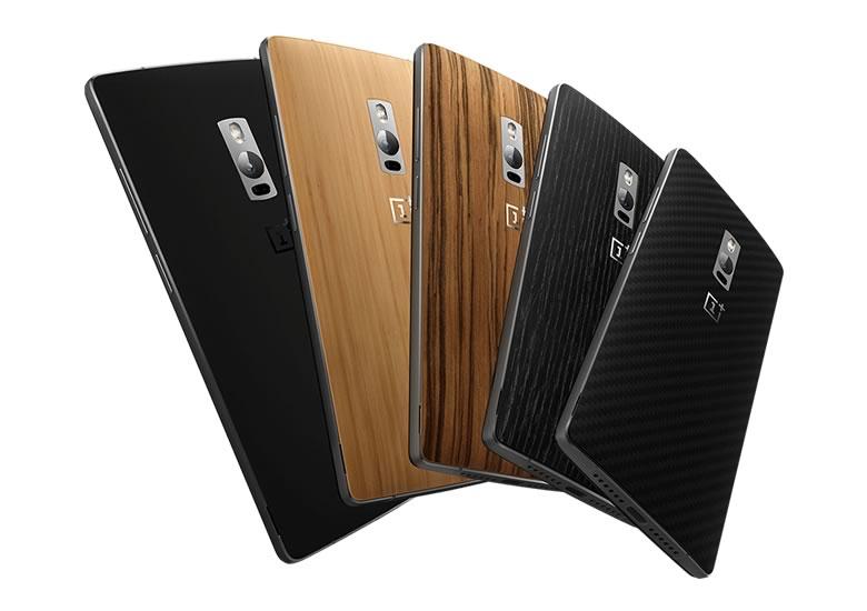 OnePlus 2, un smartphone de gama alta que querrás tener; te decimos cómo conseguirlo - OnePlus-2-Carcasas