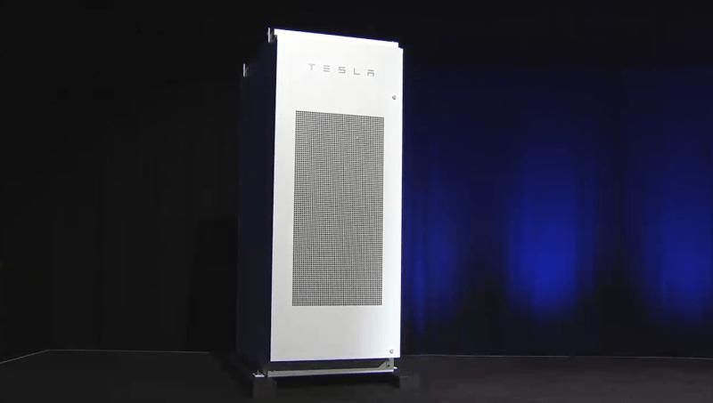 Tesla pone a la venta una línea de baterías solares de uso doméstico - Powerpack-Tesla-800x453