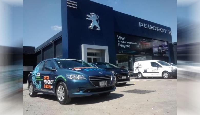 Arranca la Ruta PEUGEOT DIESEL HDi; recorrerá toda la República Mexicana - RutaPeugeotMX-Diesel