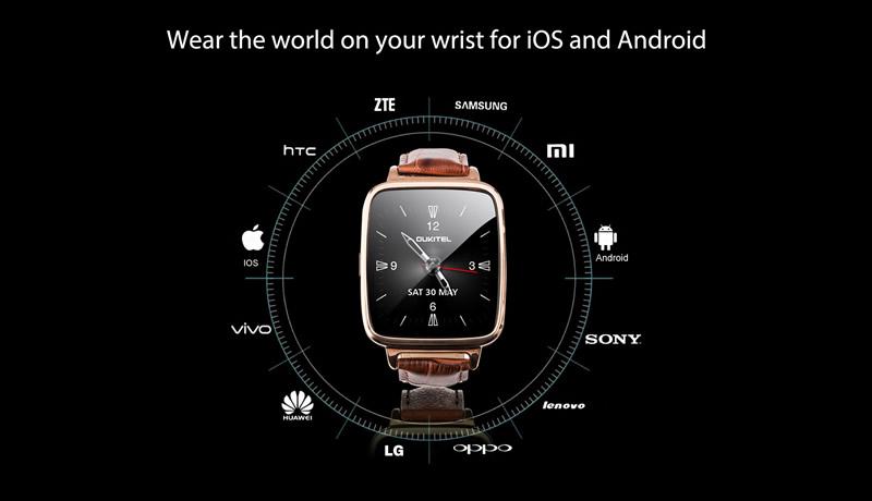 A28, un smartwatch compatible con iOS y Android ¡A precio de promoción! - Smartwatch-A28
