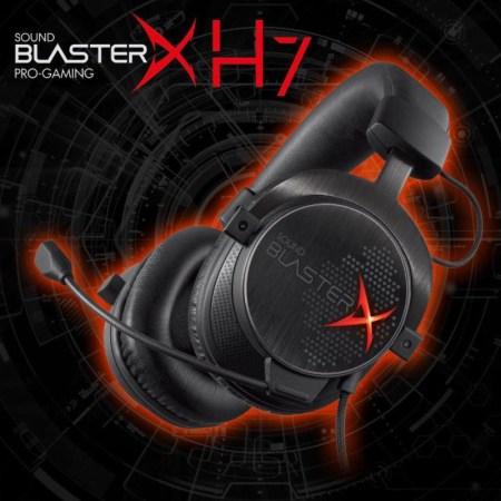 Creative lanza en la gamescom Sound BlasterX Gaming