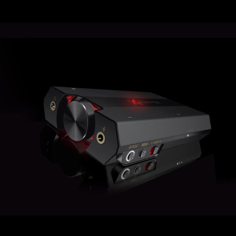 Creative lanza en la gamescom Sound BlasterX Gaming - Sound-BlasterX-g5