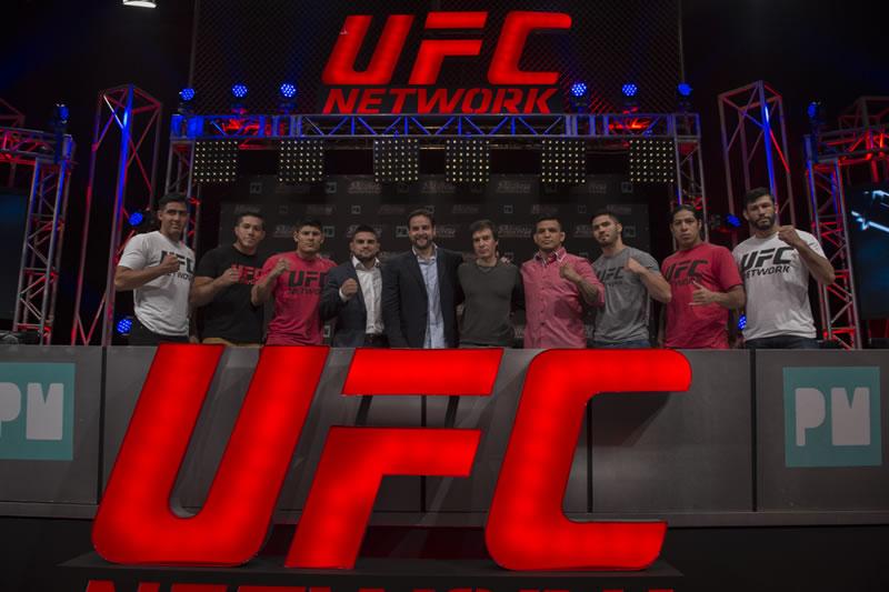 The Ultimate Fighter Latinoamérica 2: Team Gastelum vs. Team Escudero - The-Ultimate-Fighter-Latinoamerica-2-inicio