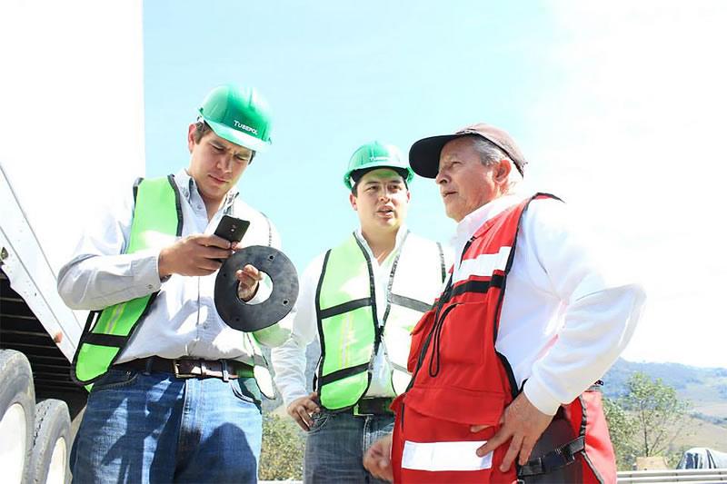 Mexicanos crean tecnología que resuelve fugas sin excavar - Tubepol-tecnologia-repara-fugas-sin-excavar
