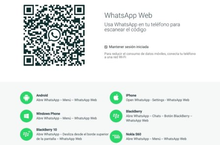 WhatsApp web para iPhone ya está disponible ¡Entérate!