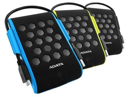 ADATA lanza resistente Disco duro externo HD720 USB 3.0