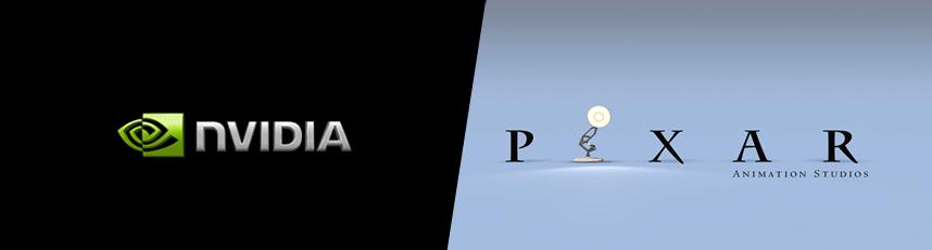 NVIDIA acelerará las peliculas animadas de Pixar - nvidiapixar