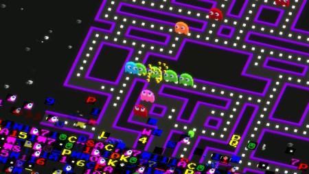 Pac-Man ha regresado con 'Pac-Man 256' para móviles y tablets