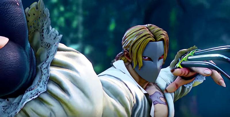 Vega también regresa para Street Fighter V