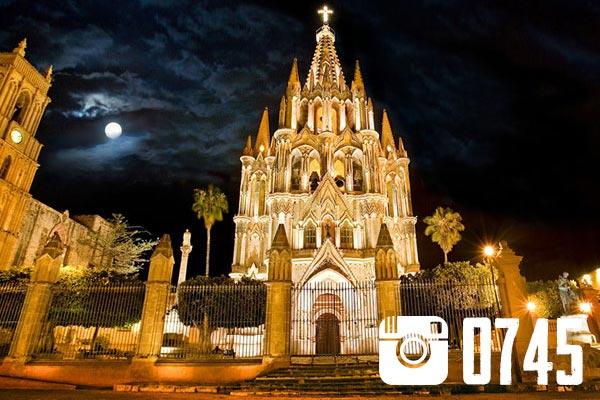 Así festejan los mexicanos en Instagram: Los 10 monumentos más fotografiados - 4GTO-SMAParroquiaSMA