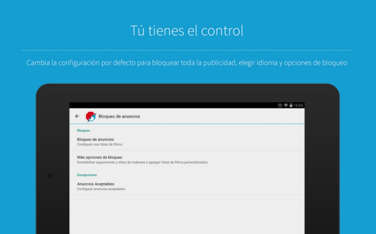 Adblock Plus lanza navegador para Android e iOS - Adblock-plus-mobile-browser-2