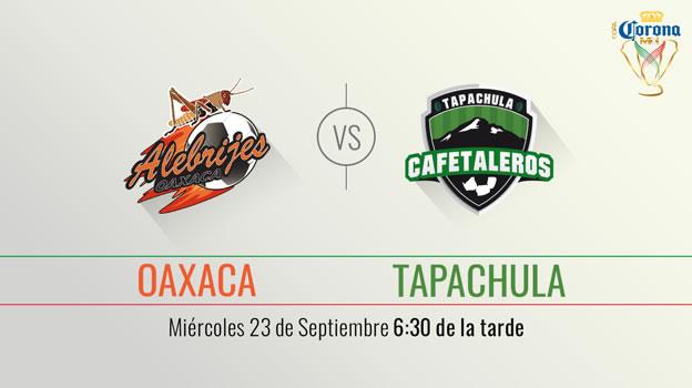 Alebrijes vs Cafetaleros, Copa MX Apertura 2015 - Alebrijes-vs-Cafetaleros-en-vivo-Copa-MX-Apertura-2015