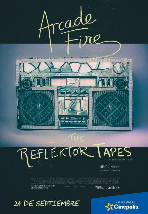Cinépolis presenta The Reflektor tapes de Arcade Fire y Roger Waters: The Wall - Arcade-Fire
