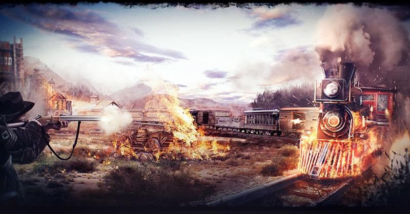 Bounty Train, un simulador de trenes que te llevará a recorrer la historia de América - Bounty-Train