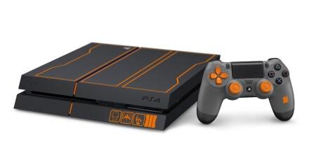 PlayStation lanza PS4 edición limitada de Call of Duty: Black Ops III